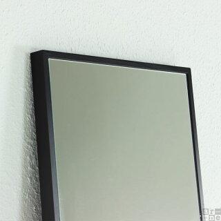 鏡スリムミラー姿見細枠ミラー壁掛けホワイト白壁玄関ウォールミラー全身鏡薄い壁掛けミラー日本製オフィス廊下デザインショールームモダンナチュラル一人暮らしarneインテリアミラーおしゃれ約幅155cm約幅35cm約高さ155cmarne北欧