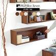 ウォールシェルフウォールラック壁掛け棚壁石膏ボード本棚飾り棚スパイスラック調味料ラック収納木製ホワイト白北欧おしゃれラック約幅90cm約奥行20cm約高さ30cm壁に付けられる家具|書棚本インテリアオシャレブックラックウォールシェルフ