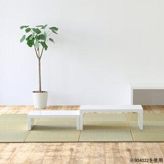 ローテーブルカフェテーブル完成品鏡面ホワイトテーブル北欧コの字鏡面テーブルネストテーブル白ロータイプカフェ伸縮ローデスク光沢インテリアモノトーン収納パソコンデスク姫系和室おしゃれ机高さ40日本製入れ子約幅110cm約高さ45cmオシャレ