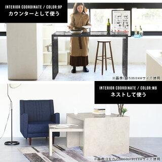 ナイトテーブルサイドテーブルベッドサイドテーブルおしゃれソファサイドテーブル鏡面大理石大理石風アンティークコの字デスク机ベッドサイドデスクソファサイドテーブルソファテーブルカフェテーブル日本製幅95cm奥行55cm高さ60cmZERO-X9555HGS