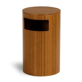 サイドテーブル ゴミ箱 ふた付き ソファ ふた付きゴミ箱 990T おしゃれ 木 WOOD 木製 リビング サイトーウッド ダストボックス ごみ箱 ベッド 北欧 チーク テーブル ウッド 木目 プライウッド カフェ インテリア 雑貨 収納 SAITOWOOD