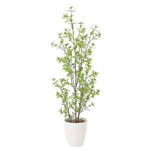 人工観葉植物 光触媒 観葉植物 フェイクグリーン インテリア 人工植物 高さ130cm ユーカリ 消臭 抗菌 防汚