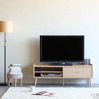 テレビ台完成品北欧テレビボードロータイプ白ホワイトローボード120扉付き収納薄型テレビダークブラウンtv台tvボード日本製リビングボードシンプルおしゃれコンパクトリビング収納扉付き収納AVラック一人暮らし家具aster1200LTV
