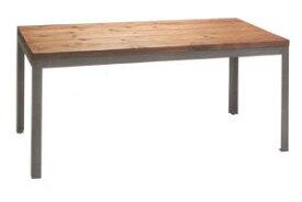 ダイニングテーブル アンティーク 低め 150 食卓 ダイニング テーブル リビング 食卓テーブル おしゃれ 北欧 木製 センターテーブル シンプル パソコン デスク 150cm 机 勉強机 大学生 大人 カフェ カフェテーブル ナチュラル 作業台 カントリー Factory Table SWITCH