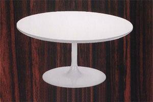 センターテーブル 丸テーブル 円形 カフェテーブル 白 1本脚 ホテル 高級 ユーエーテーブル 座卓 直径80cm ホワイト ラウンドテーブル 丸型 リビング ダイニングテーブル 低め 応接室用 書斎