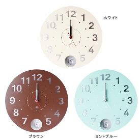 振り子時計 時計 壁掛け 掛け時計 かわいい 壁掛け時計 木製 ウッド 北欧 壁時計 見やすい アナログ時計 日本製 ヤマト工芸 おしゃれ かけ時計 インテリア 壁 インテリア 掛時計 ウォールクロック 数字 振子 雑貨 シンプル とけい 子供部屋 リビング YK14-105 Circle clock