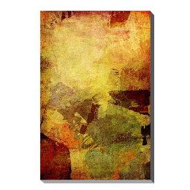 アートパネル キャンバス 抽象画 アートポスター ファブリックパネル 壁掛け 壁面 装飾 パネル ボード フレーム インテリアパネル インテリア ペイント アート 北欧 おしゃれ カラフル ディスプレイ IAP51605 MoinMoin mixed media on canvas structure-fall colors