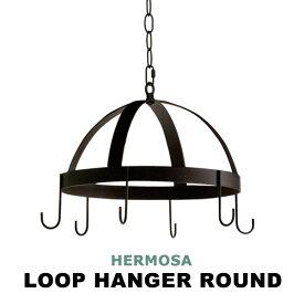 ハンガーフック ドライフラワー 植物 フック ディスプレイ GD-007 LOOP HANGER ROUND