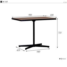 ダイニングテーブル90北欧テーブルダイニングカフェテーブル二人2人2人用カフェセンターテーブルデスクパソコンデスク90cm幅机パソコンリビング勉強机ハイタイプ食卓テーブル食卓机食卓コーヒーテーブルおしゃれモダンシンプル90TD単品