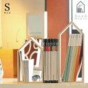 ブックエンド ブックスタンド 本立て 本棚Book House ブックハウス【Sサイズ】増田桐箱店/ブックエンド 木製/ブックエ…