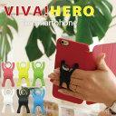 【メール便 送料無料】VIVA!HERO ビバヒーロースマホ 補助スタンドアクセサリーiphone7 plus ケース/iPhone6 plus/ iPhone...