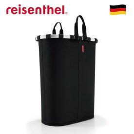 【reisenthel(ライゼンタール)】NG7003 OVALBASKET L  BLACK(ブラック) 衣類 ランドリー バスケット 収納 新生活