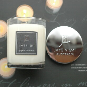 "JAYE NIEMI ジェイニエミ scented candles (natural essential oils use ) Australia aroma brand ""JAYE NIEMI fragrance candle"