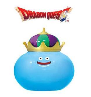 ドラゴンクエスト AM ビッグクリアフィギュア キングスライム&スライムベホマズン 単品 【キングスライム】