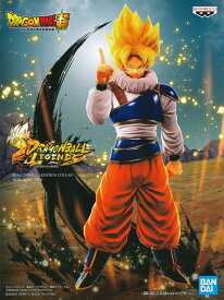 DRAGONBALL LEGENDS COLLAB -SON GOKU- 孫悟空(ヤードラット星衣装) 【全1種】