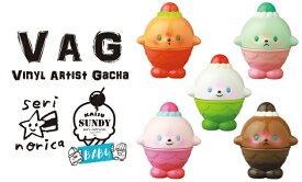 【3月発売予定】 VAG (VINYL ARTIST GACHA) SERIES 26 海獣サンディBABY 【全5種セット】 ※仮予約※