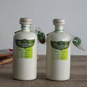 オーガニック エキストラバージン オリーブオイル ピコリモン2本セット 完全 有機栽培 最高級品種 希少な ピコリモン種 オレイン酸 が多く含まれ、飽和脂肪酸が少ないのが特徴 ビタミンE