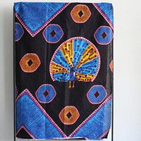 キテンゲ布1702 西アフリカ 鮮やか カラフル 大胆