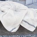 fog linen work コットン ブランケット 綿100% 天然素材 自然素材 ナチュラルマルチカバー ベッドカバー ソファーカ…