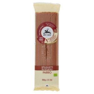アルチェネロ 有機全粒粉スペルト小麦スパゲッティ パスタ 500g オーガニック