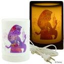 DISNEY ディズニー プリンセス ラプンツェル Rapunzel セラミック アロマ ランプ (コードタイプ) Princess Ceramic Aroma...