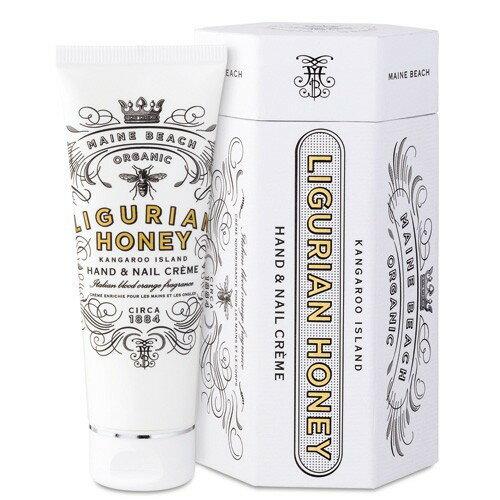 MAINE BEACH LIGURIAN HONEY Series ハンド&ネイルクリーム マインビーチ リグリアンハニー Hand&Nail Cream◆ボディケア