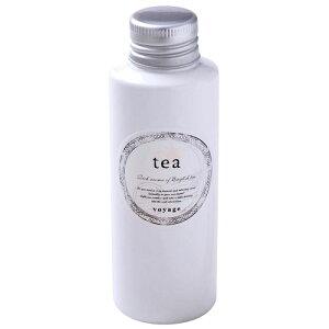 voyage リードディフューザー用フレグランスリフィル 100ml ティー ヴォヤージュ Tea reed diffuser refill fragrace oil◆フレグランススティック/ルームフレグランス/詰め替え/紅茶