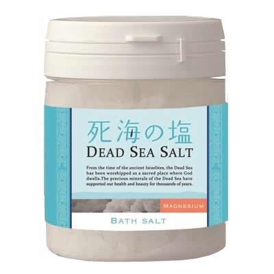 生活の木 死海の塩マグネシウム 180g