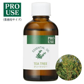生活の木 アロマオイル ティートゥリー 精油 50ml