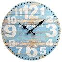 wall clock 壁掛け時計 掛け時計 掛時計 時計壁掛け 壁飾り 壁面デコ ウォールディスプレイオブジェ 34×34 φ34cm アナログ アラビア数字ア...