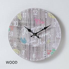 wall clock 壁掛け時計 掛け時計 掛時計 時計壁掛け 壁飾り ウォールディスプレイ 北欧風オブジェ 33×33 φ33cm アナログ アラビア数字アンティーク風 赤系 西海岸インテリアおしゃれウォールクロック ラウンド フラワーメーカー直送商品