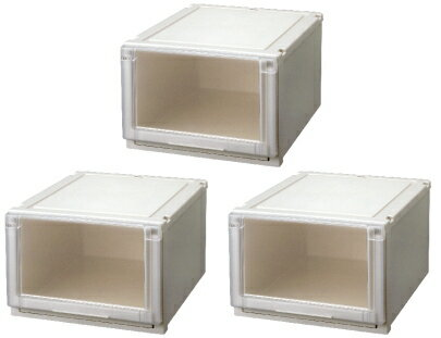 【クーポン対象品】天馬 (Fits)フィッツユニットケース4530お買い得3個セット新しい発想と知恵が、「収納ケース」を一新しました。