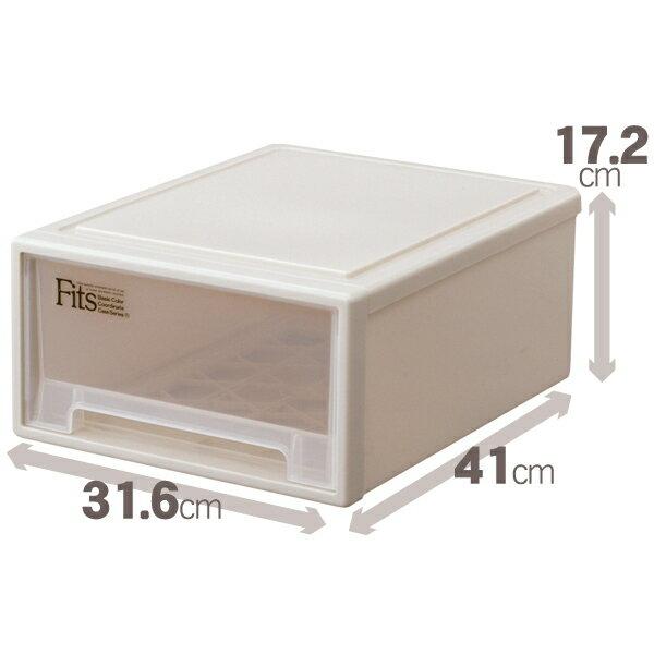 天馬  フィッツケース(リトル)収納ケースといえばFitsケース。リビング収納シリーズ!