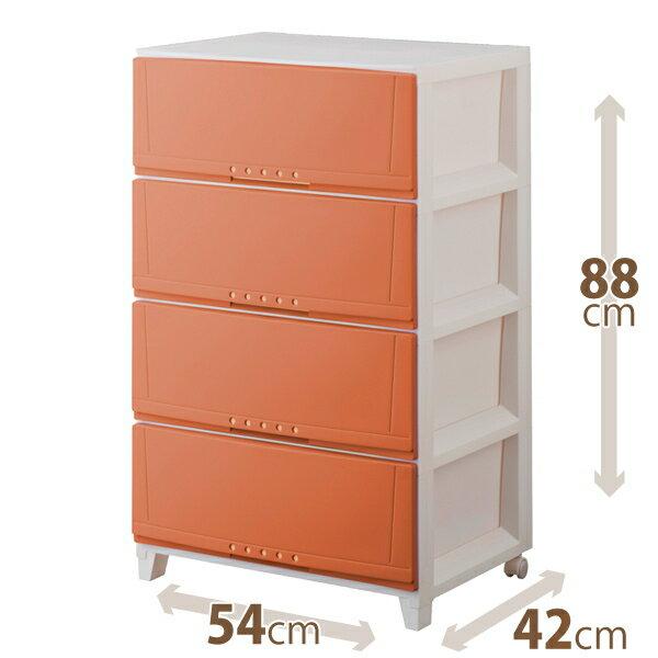 天馬 ルームケース 5404 サンセットオレンジプロフィックスシリーズ