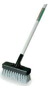 【クーポン対象品】ニューデッキブラシCL-417-000-0〜テラモト〜ニューカラーシリーズ『床洗いブラシ』