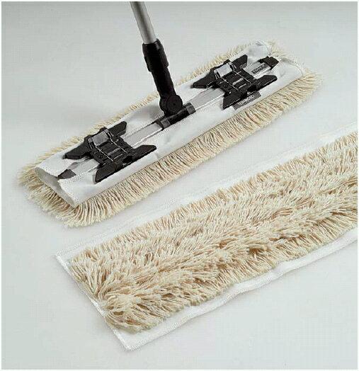 ライトモップ糸45cm(1枚入)CL-352-145-0『から拭き用』『水拭き用』〜テラモト〜