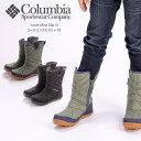【割引クーポン対象】【SALE/セール】Columbia(コロンビア) スノーブーツ ユース ミンクス スリップ3 ブーツ 長靴 キ…