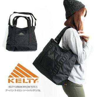 KELTY(凱勒蒂)大手提包挎包傾斜賒帳包2WAY包都市全部黑色線輕量大容量男女兼用女士人(2592096)