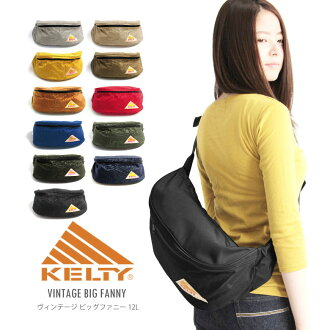 ★ coupons target ★ KELTY (Kelty) vintage big Fanny waist pouch waist bag body bag bag shoulder men's women's outdoor new life mother's day P27Mar15