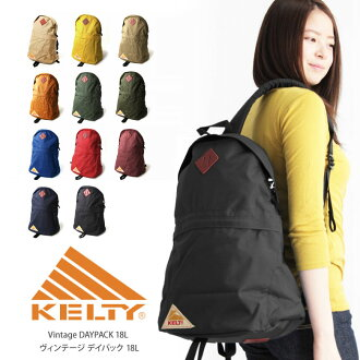 KELTY( Kelty) vintage day pack rucksack backpack OUTDOOR men gap Dis man and woman combined use