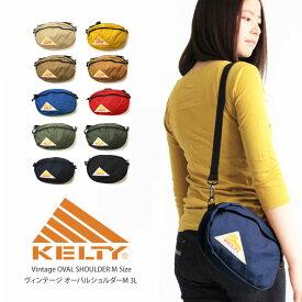 【最大10%OFFクーポン対象】【SALE/セール】KELTY(ケルティ) kelty ショルダー オーバルショルダー ミニショルダーバッグ Mサイズ ポーチ 斜め掛けバッグ フェス 軽量 メンズ レディース アウトドア (2592047)プレゼント ギフト
