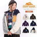 【MAX20%OFFクーポン対象】【SALE/セール】KRIFF MAYER(クリフメイヤー) ボア フリースパーカー フリースジャケット …