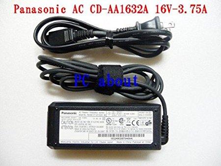 【中古】パナソニック(Panasonic) Panasonic Let's note全機種 対応用CF-AA1632A(CF-AA1632AJS) 16V 3.75
