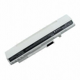 [色:白]新品 GATEWAY LT1001J LT2000 ACER A110 A150 D250 D150 Aspire One Pro 531 Series ZG5 互換バッテリー /PSE認証取得済み/