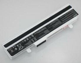 【電気用品安全法 PSEマーク付】新品 高品質 ASUS Eee PC 1015 1215 A31-1015 A32-1015 等 ノートPC 用互換 バッテリー[色:白]