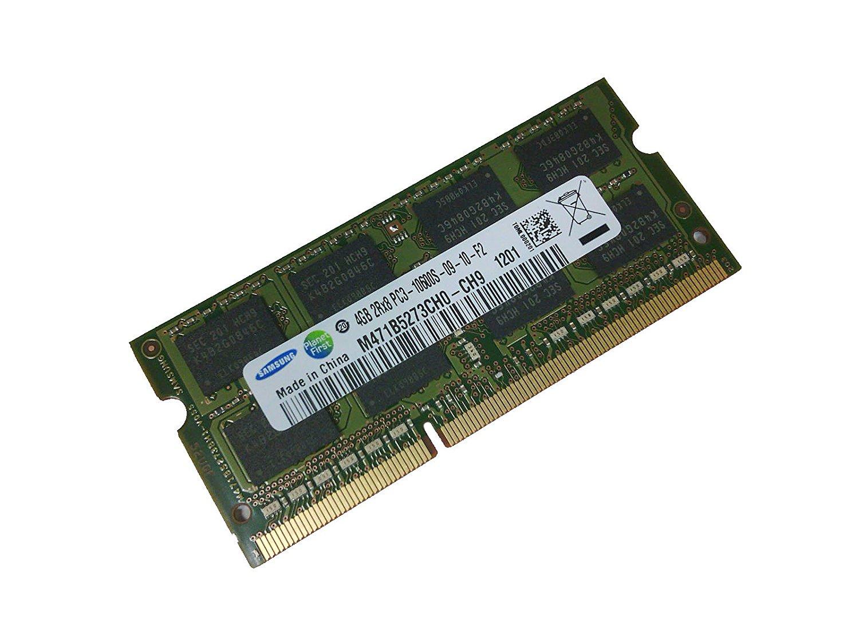 サムスン純正 Samsung 4GB DDR3-1333 / PC3-10600 DDR3-SDRAM S.O.DIMM ノートパソコン用 増設メモリ