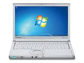 モバイルPC 中古ノートパソコン Windows10搭載 PANASONIC レッツノート CF-NX1 Corei3 メモリ4GB HDD 250GB 12.1型ワイド液晶 wifi 接続 office付き Windows 10 ノートパソコン SSD & Windows7 に変更可 中古 ノートPC 送料無料 中古パソコン