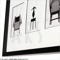 ミッドセンチュリーアート/デザイナーズ5チェア