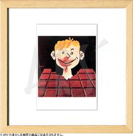 アートパネル アートポスター 絵画 インテリア ポスター タペストリー 壁掛け アートフレーム ウォールアート アートボード インテリアアート モノトーン モノクロ アンティーク シンプル 北欧 おしゃれレイモン サビニャック CHOCOLAT