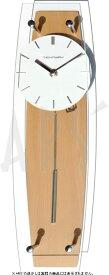 壁掛け時計 掛け時計 ウォールクロック TICKAWAY 振り子時計 電波時計ではありません おしゃれ シンプル 北欧 木製 かわいい 造花 デザイナーズ アンティーク モダン インテリア 高級 贈答品 新築祝い